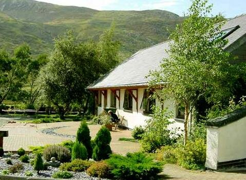 Snowdonia Mountain Lodge