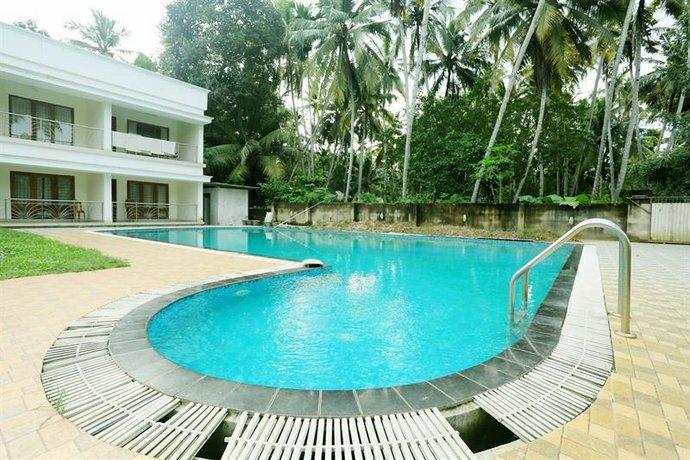 Oyo 22567 Travancore Island Resort