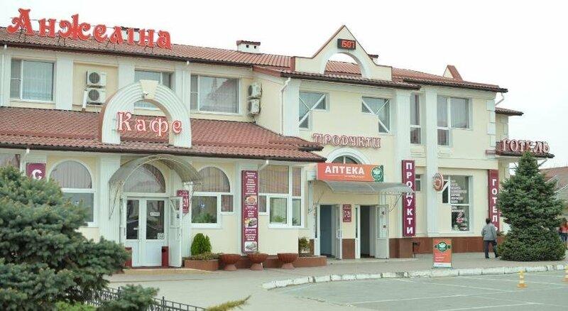 Гостиничный комплекс Анжелина