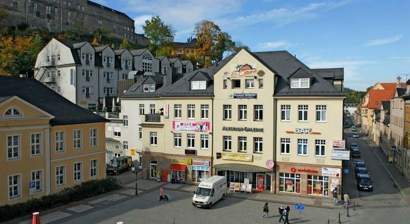 Schloßberghotel Greiz