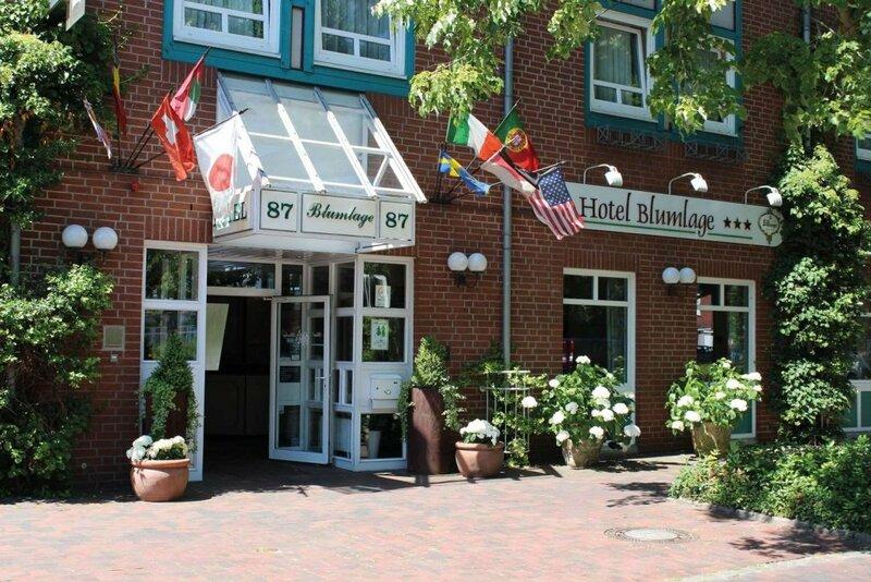 Hotel Blumlage Celle