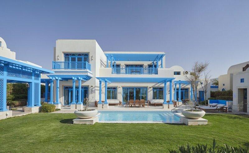 Hilton Salwa Beach Resort & Villas