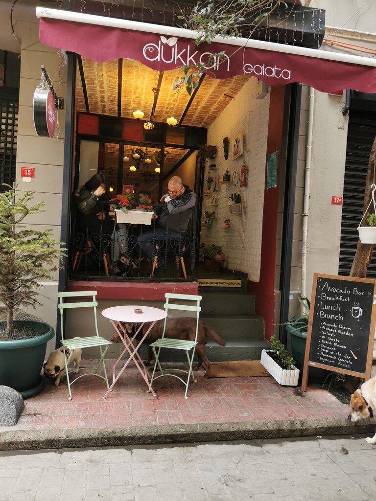 cafe — Dükkan Galata — Beyoglu, photo 2
