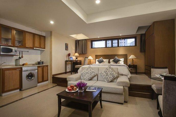 Dalian Asia Pacific Service Apartment