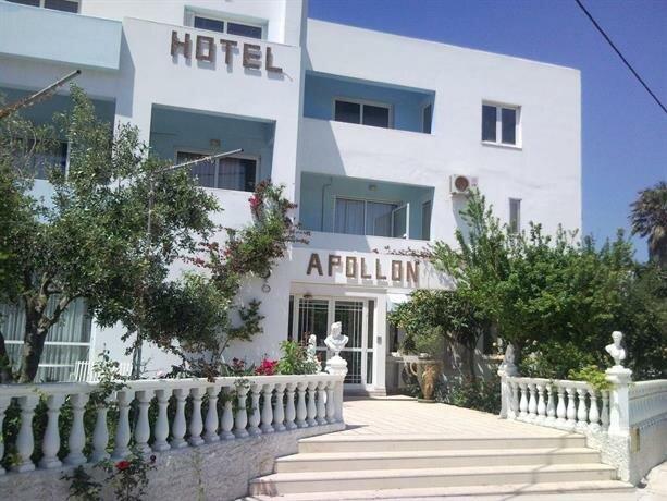 Thermios Apollon Hotel