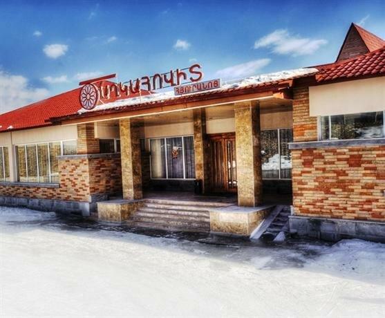 Гостиница Цахкаовит