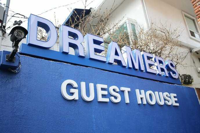 Dreamers Guesthouse - Hostel