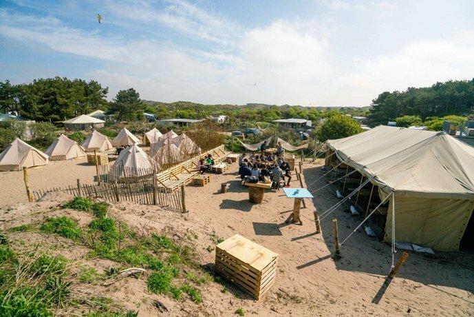 Surfana Surf Hostel Bloemendaal Campsite
