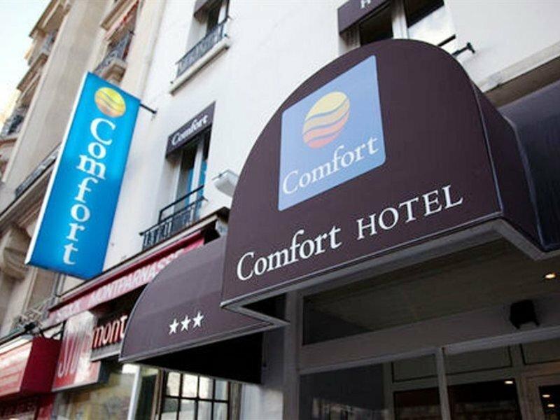Best Western Hôtel Le Montparnasse