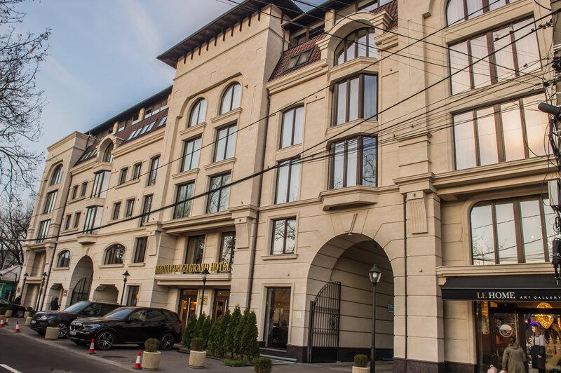 Гранд-Отель Bernardazzi 38