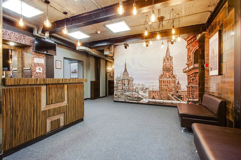 Хостелы рус - Багратион
