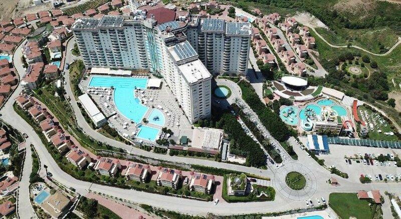 Alanya Goldcity 2+1 free water park