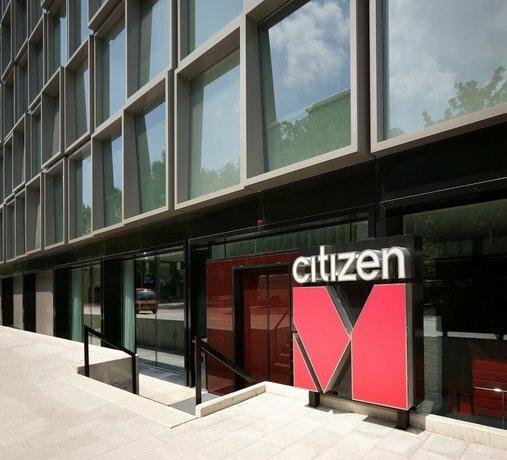 CitizenM Hotel Amsterdam South