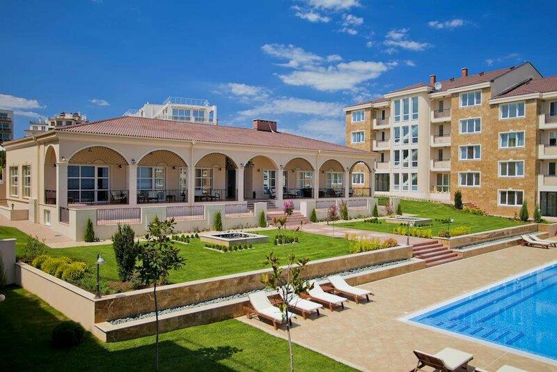 Гостиница Atia Resort