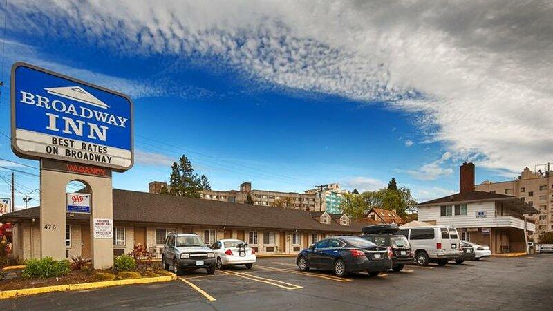 Travelodge by Wyndham Eugene Downtown University of Oregon