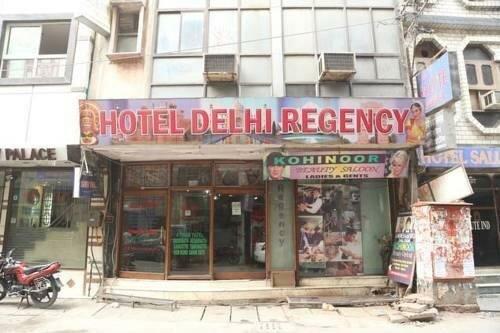 Отель Delhi Regency