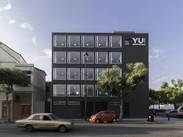 Yu Smarthotels