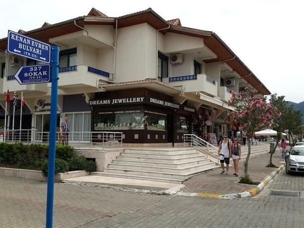 Uysal Apart Hotel