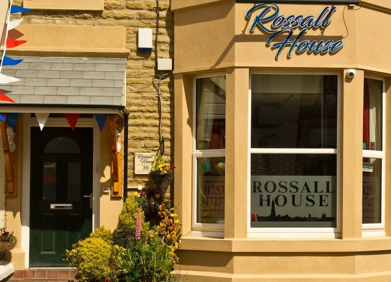 Rossall House