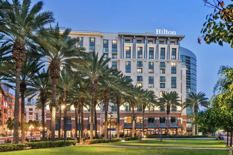 Hilton Gaslamp Quarter