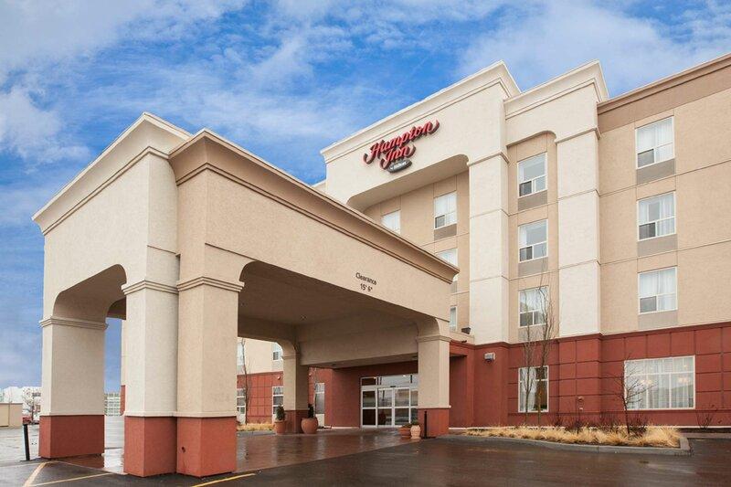 Hampton Inn by Hilton Edmonton/South, Alberta, Canada