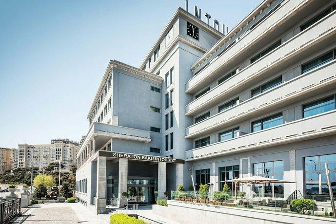 Отель Intourist Baku Autograph Collection