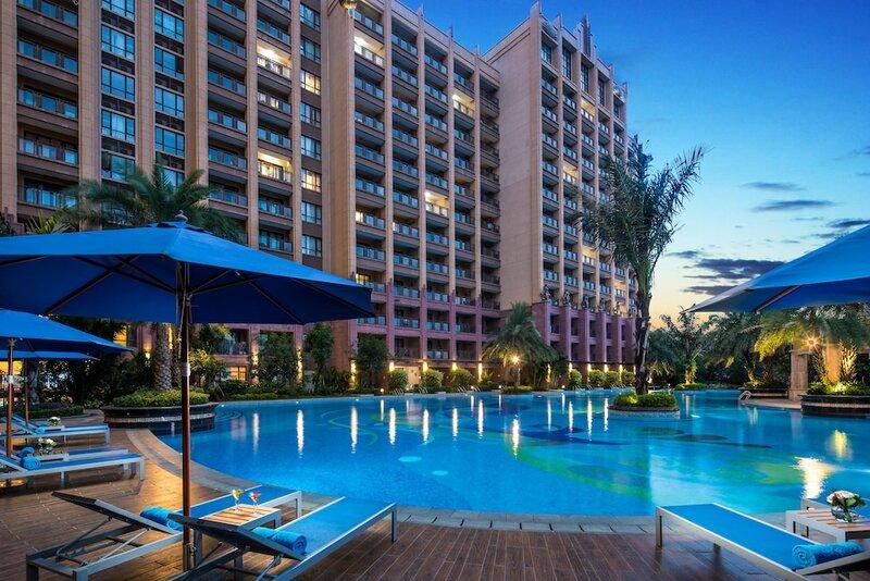 Wyndham Hainan Clearwater Bay Resort