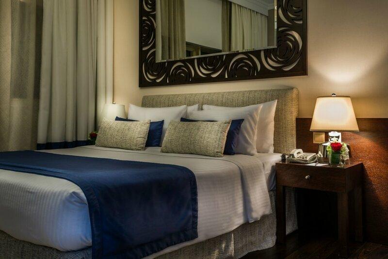 Auris First Central Hotel Suites