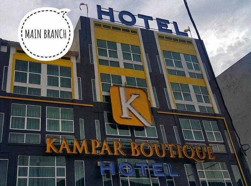 Kampar Boutique Hotel - Kampar Sentral