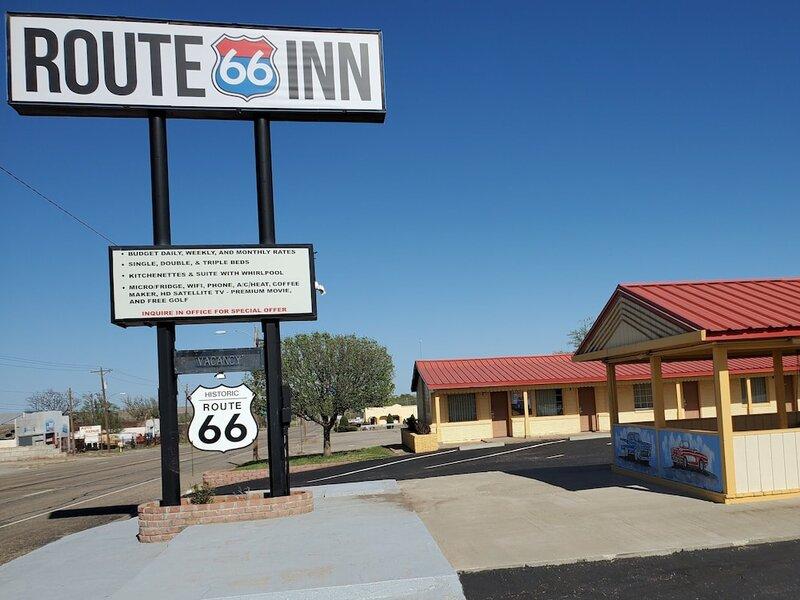Motel 6 Shamrock, Tx