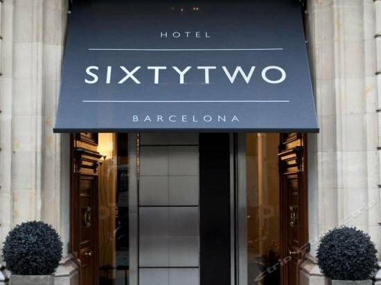 Отель Sixtytwo