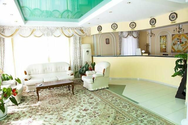 Отель Жасамир
