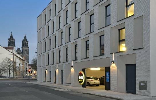 B&b Hotel Magdeburg