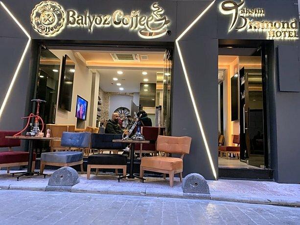 Taksim Diamond Hotel