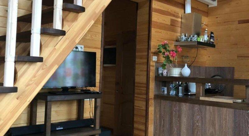 Уютный домик в Елдино