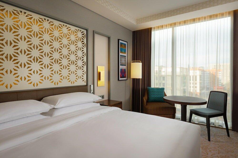 гостиница — Sheraton Nur-Sultan Hotel — Нур-Султан, фото №2