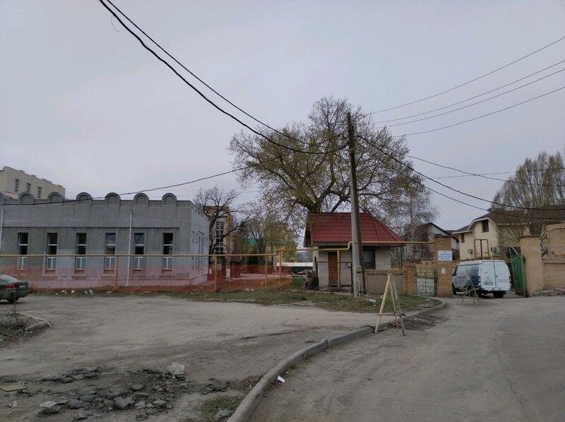 Санаторий им. В. П. Чкалова, корпус № 7