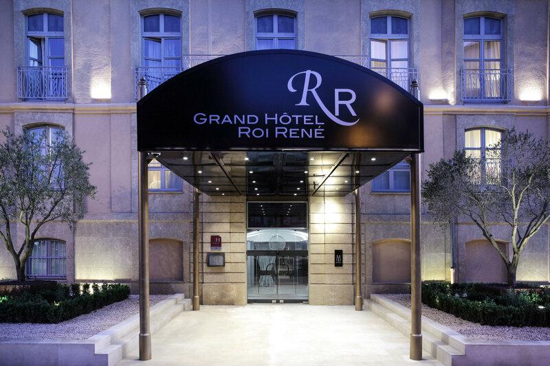 Grand Hôtel Roi René Aix en Provence Centre MGallery by Sofitel