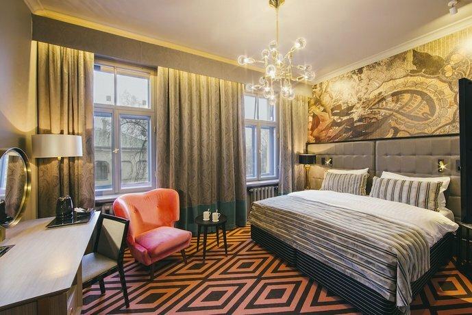 Отель Grand Poet Hotel by Semarah