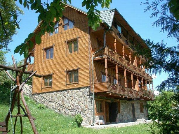 Гуцульский дом