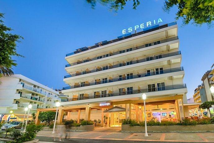 Гостиница Esperia Hotel