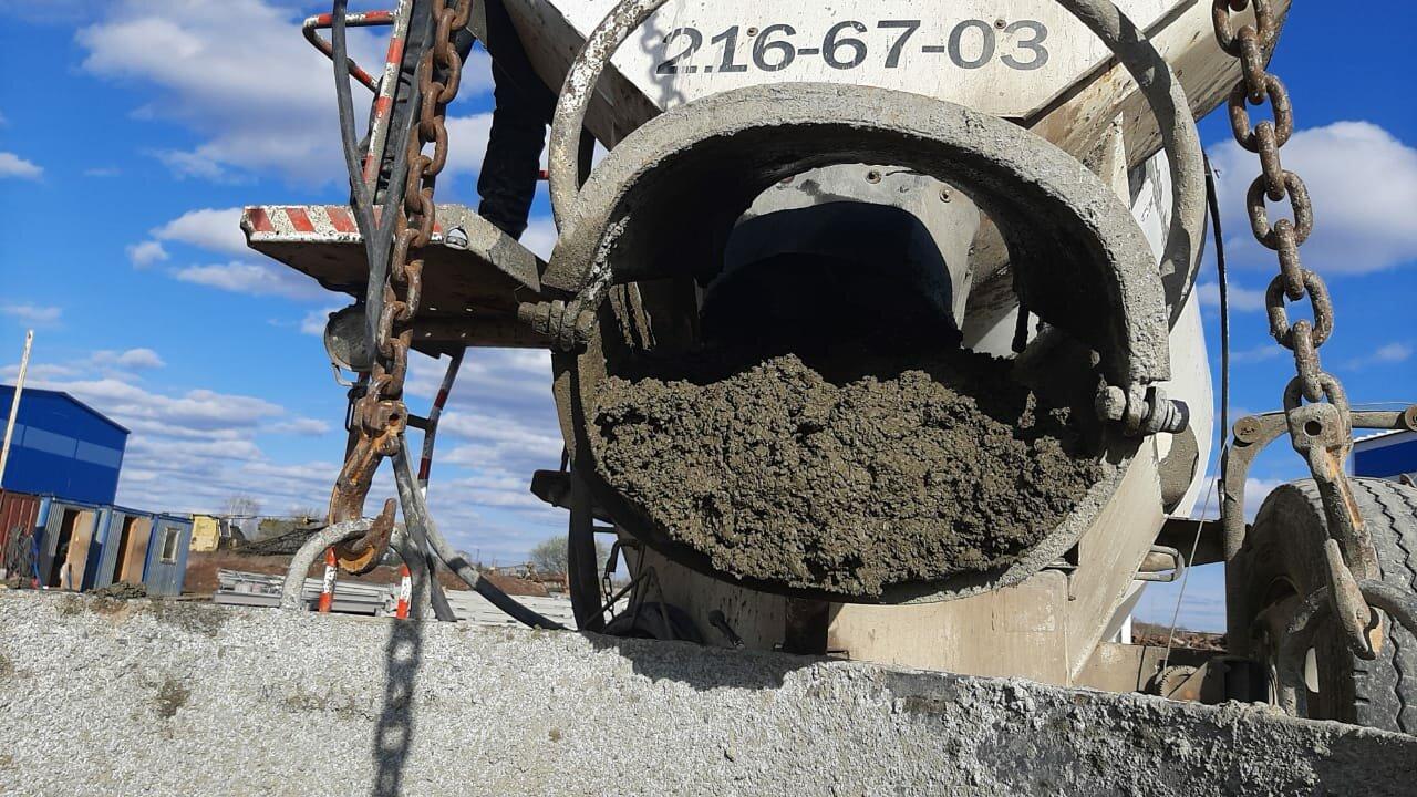 гилюй бетон казань