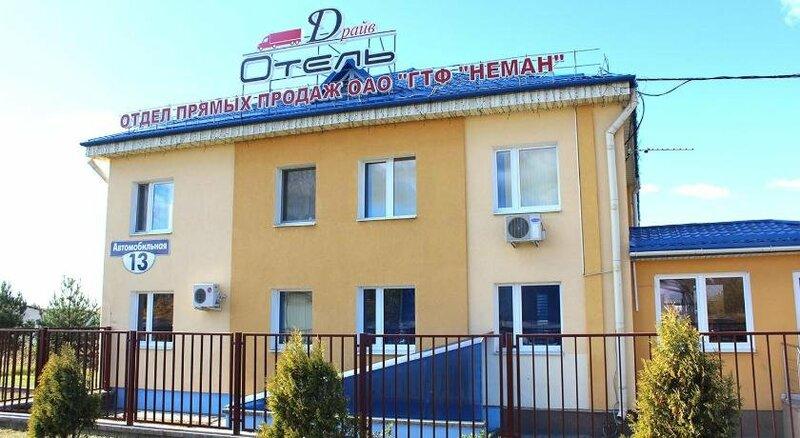 Драйв Отель