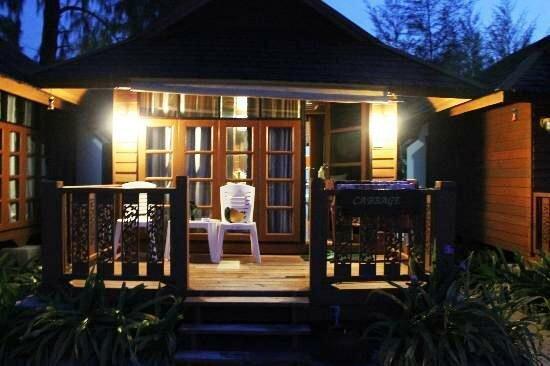 Patong Bay Hut