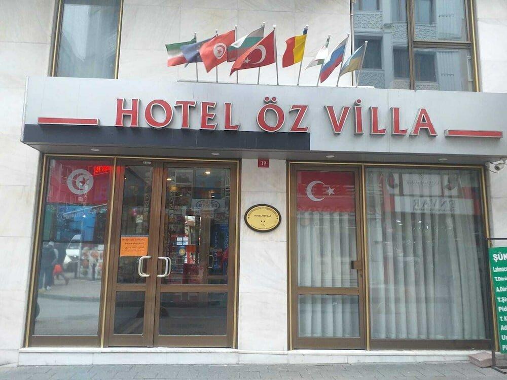 otel — Öz Villa Otel — Fatih, foto №%ccount%