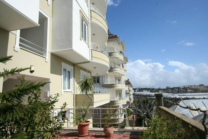 Apartment Tropical Garden Avsallar