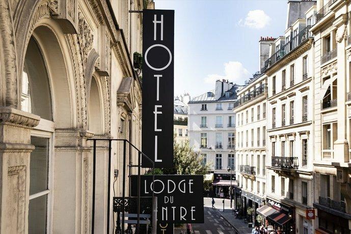 Hôtel Lodge du Centre