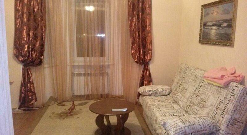 Apartment on Lenina avenue