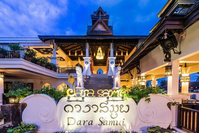 Dara Samui Beach Resort - Adult Only