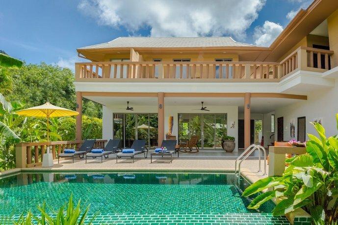Санаторий The LifeCo Phuket Well-Being Detox Center